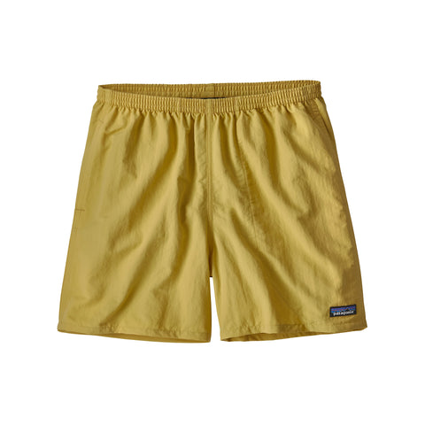 Patagonia M's Baggies Shorts 5 in. Surfboard Yellow