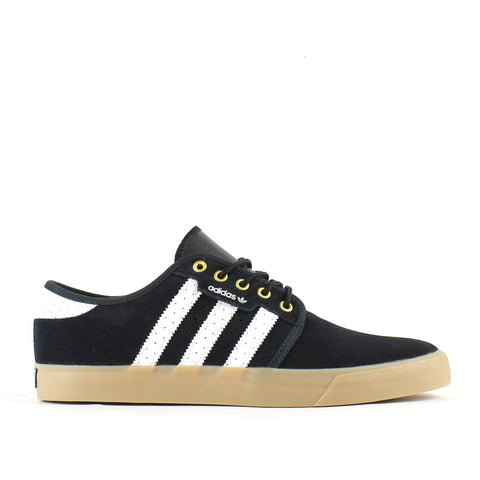 Adidas Seeley Black/White/Gold