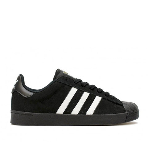 Adidas Superstar ADV Suede Black/White/Gold