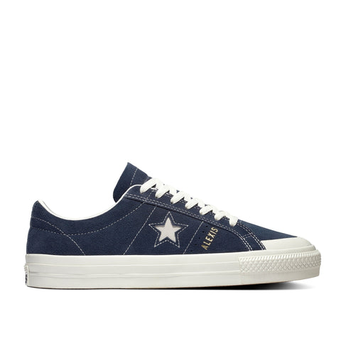 Converse Cons One Star Pro Alexis Sablone Obsidian/Egret/Gum