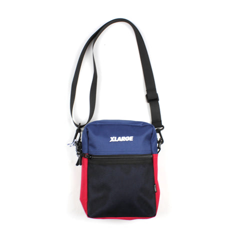 X-Large OG Shoulder Bag Blue/Red