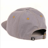 Passport Banner 6 Panel Steel Grey