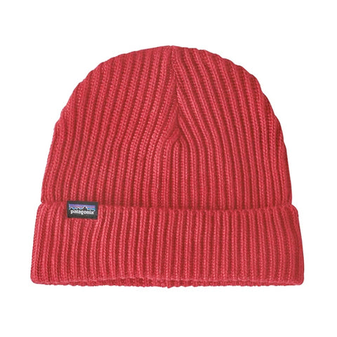 Patagonia Fisherman's Rolled Beanie Red