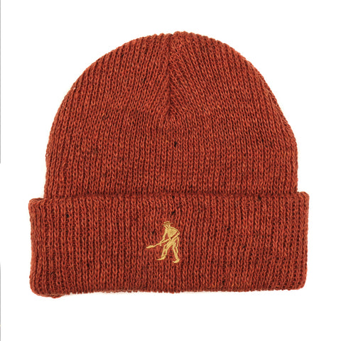 Passport Workers Beanies Burnt Orange