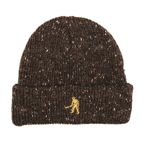 Passport Workers Beanies Choc