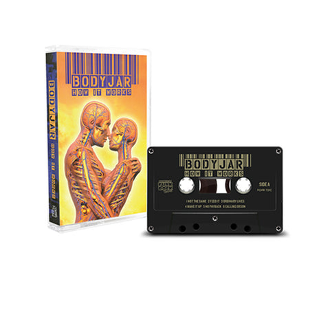 Bodyjar How It Works Cassette Tape Black