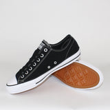 Converse Cons CTAS Pro Low Suede Black/White