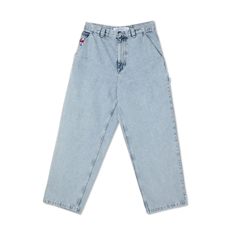 Polar Big Boy Work Pant Light Blue