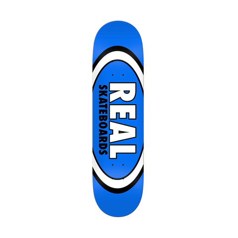 Real Team Oval Blue 8.5