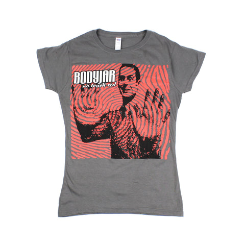 Bodyjar No Touch Red Womens Tee