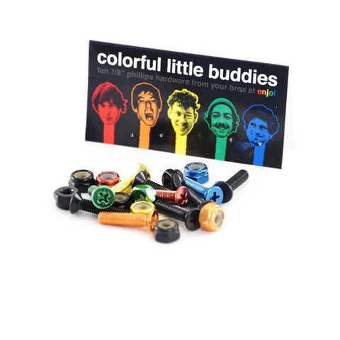 Enjoi Little Buddies Bolts 7/8