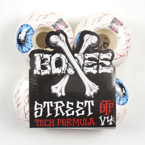 Bones STF Reyes Eyeball Wheels 52mm