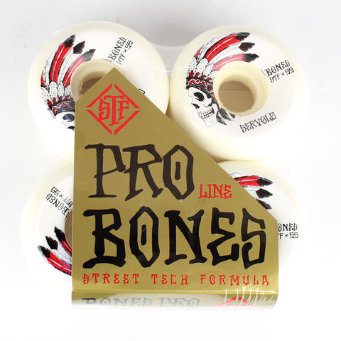 Bones STF Servold Spirit Wheels 55mm