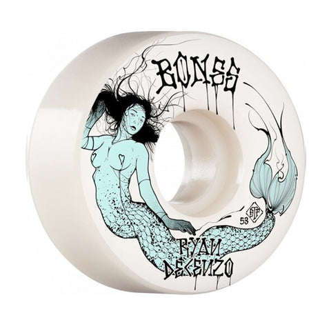 Bones STF Decenzo Mermaid V2 Locks 53mm 103A