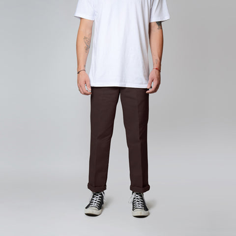 Dickies 874 Original Fit Pants Dark Brown