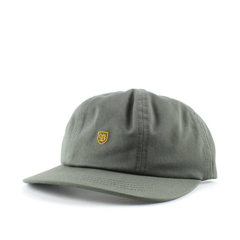 Brixton B Shield III Cap Cypress