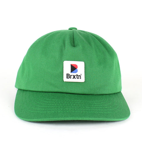 Brixton Stowell Cap Green