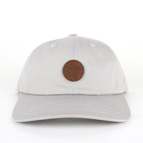 Brixton Wheeler Cap Light Grey