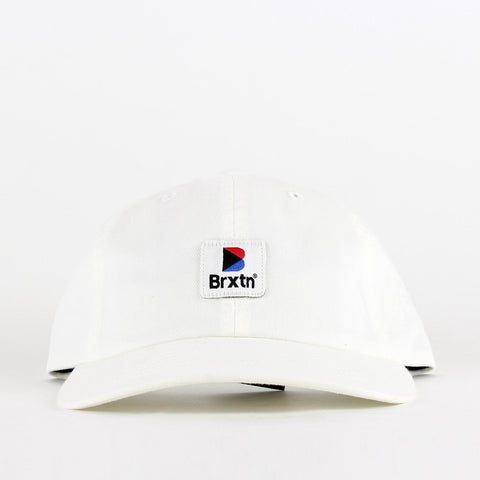 Brixton Stowell MP Cap White
