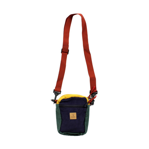 Brixton Main Label Hip Pack Multi Colored