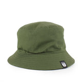 Locality Shield Bucket Hat Olive
