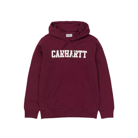 Carhartt College Hooded Sweat Mulberry