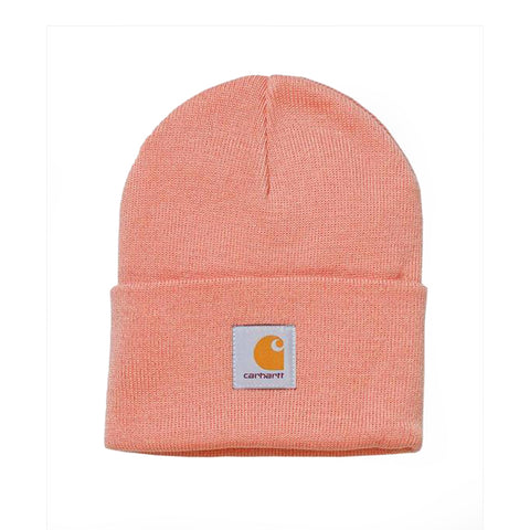 Carhartt Acrylic Watch Hat Peach