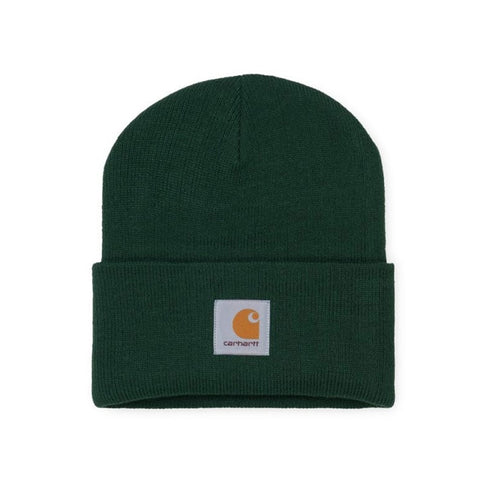 Carhartt Acrylic Watch Hat Bottle Green