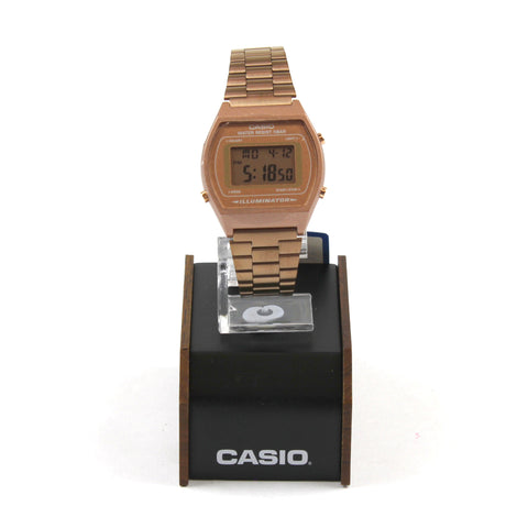 Casio Digital LED Rose Gold