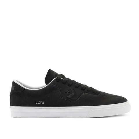 Converse Louie Lopez Pro Leather Black/Black/White