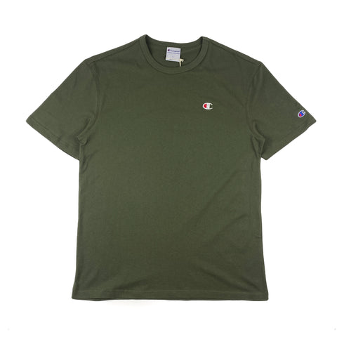 Champion Heritage Tee Tourmaline Green