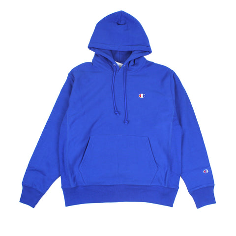 Champion Reverse Weave Hood Blue (Surf the web)