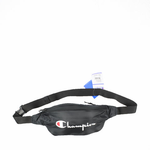 Champion C Life Script Waist Bag Black