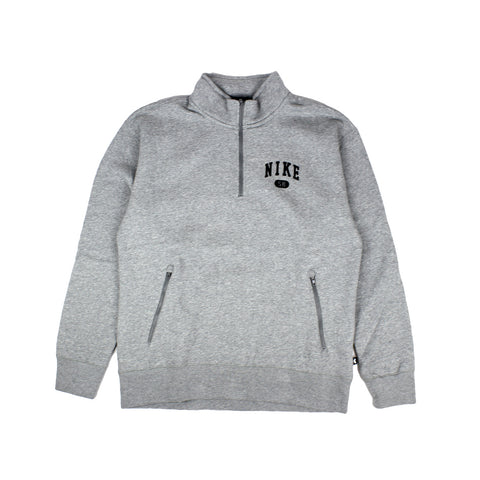 Nike SB March Radness Half Zip Grey