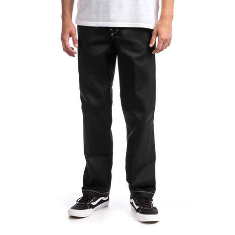 Dickies 874 Original Fit Pants Black Contrast Stitch