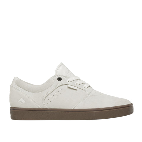 Emerica Figgy Dose White/Gum Sale