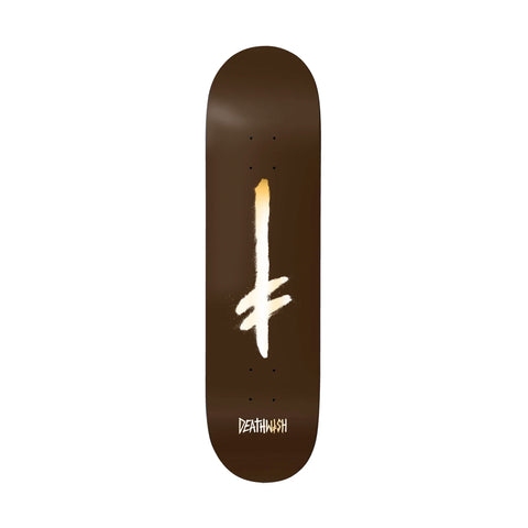 Deathwish Credo Brown/Gold Deck 8.475