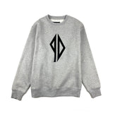 PD Crewneck Heather Grey