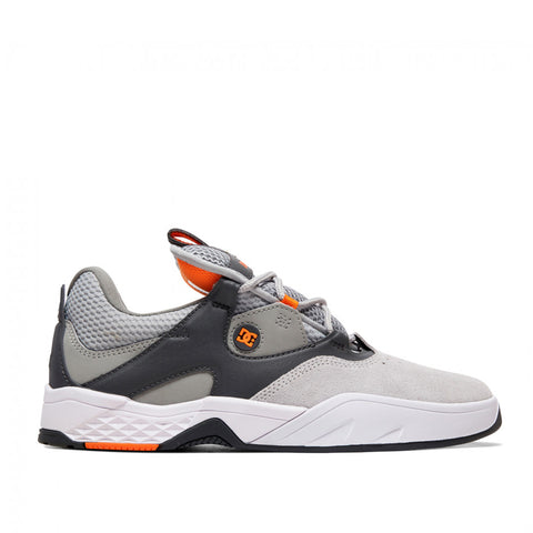 DC Mens Kalis Shoe Grey/Orange