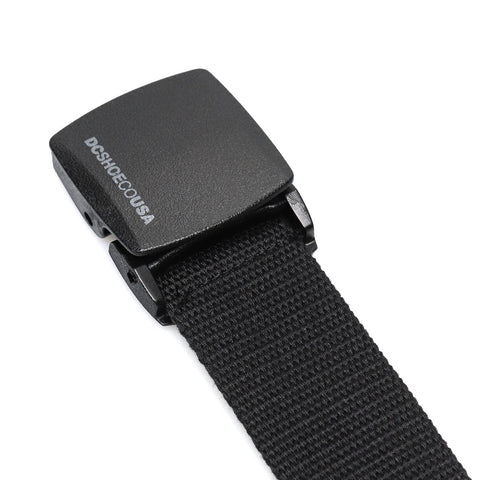 DC Web Belt Black
