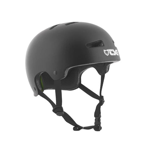 TSG Evolution Helmet Satin Black