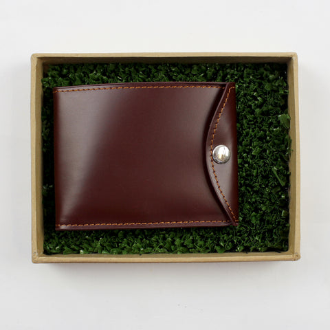 Orchill De Rerum Wallet Brown