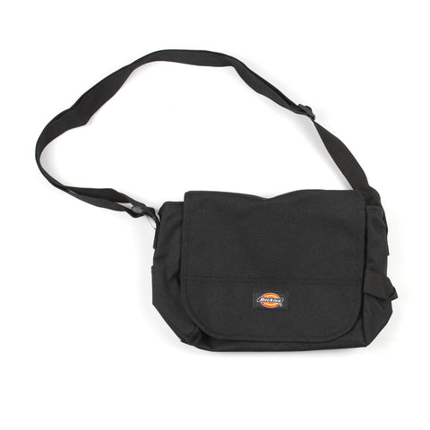 Dickies Basic Courier Bag Black