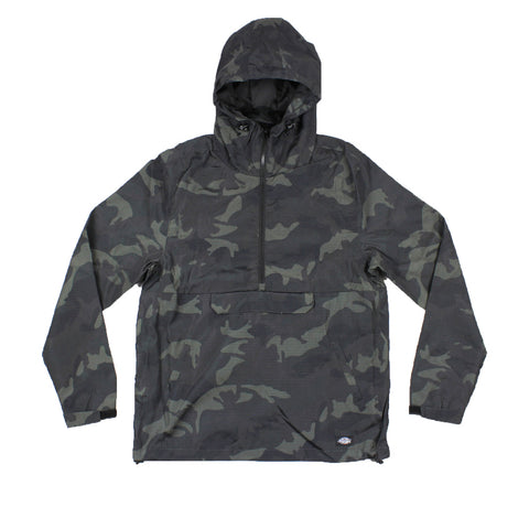 Dickies Bizmark / Camo Pop Over Spray jacket