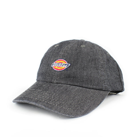 Dickies H.S Roane Black Denim Cap