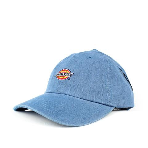 Dickies H.S Rockwood Curved Peak Cap Stone Blue