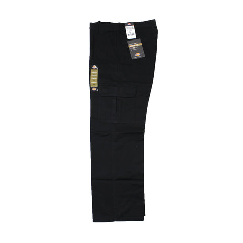 Dickies Loose Fit Cargo Pant Black 23-214