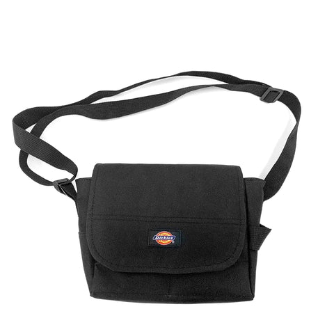Dickies Basic Courier Satchel Black