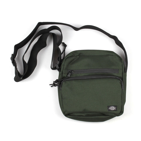 Dickies Gilmer Messenger Bag Green