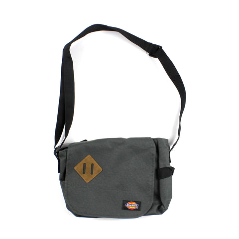 Dickies Courier Satchel Charcoal
